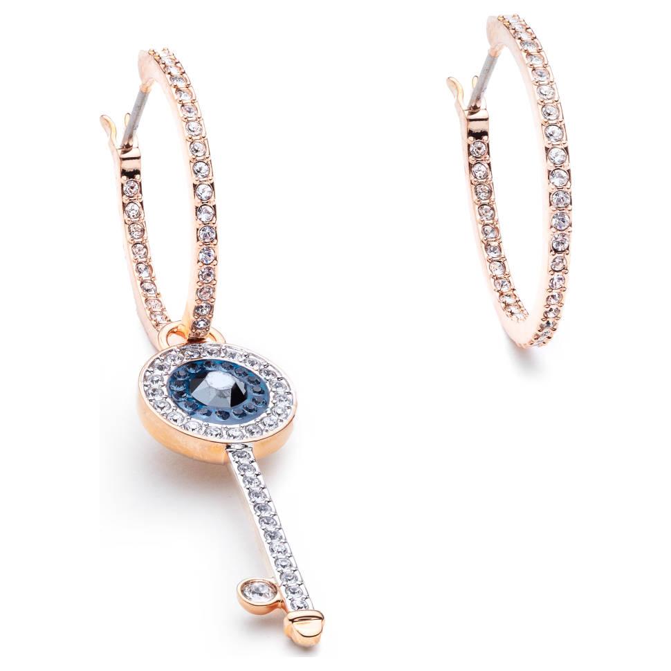 Swarovski Symbolic Hoop Pierced Women's Earring