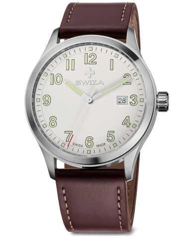Swiza Men's Quartz Watch WAT.0251.1001