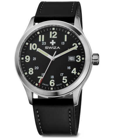 Swiza Men's Quartz Watch WAT.0251.1003