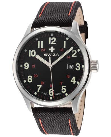 Swiza Men's Quartz Watch WAT.0251.1005
