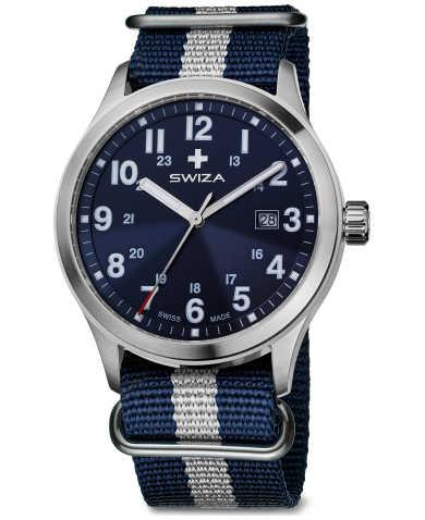 Swiza Men's Quartz Watch WAT.0251.1008