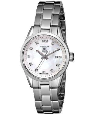 Tag Heuer Women's Quartz Watch WV1411-BA0793-SD