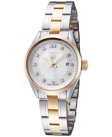 Tag Heuer Women's Quartz Watch WV1450-BD0797-SD