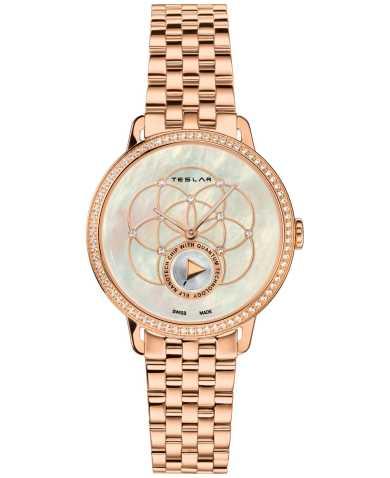 Teslar Women's Watch WTTM00619