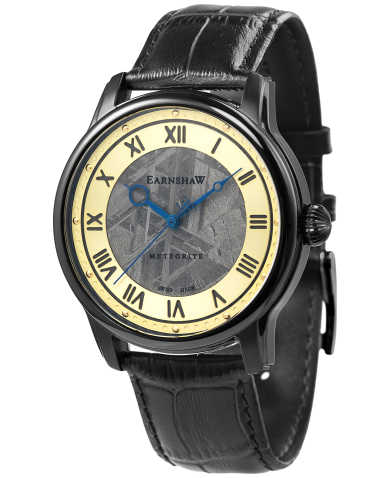 Thomas Earnshaw Longitude Meteorite Men's Automatic Watch ES-0034-07