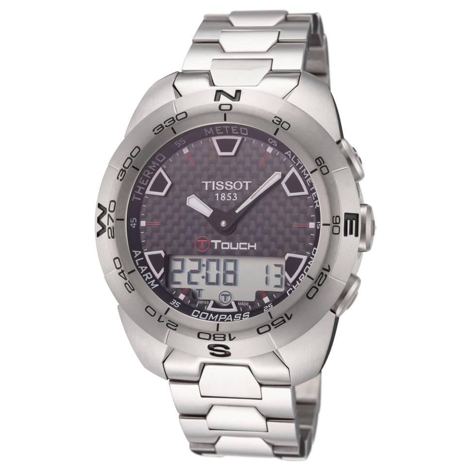 Tissot T-Touch Expert Titanium Men's Watch