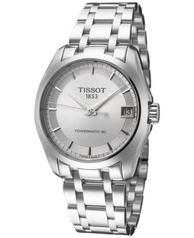 Tissot T-Classic Couturier Women's Automatic Watch T0352071103100