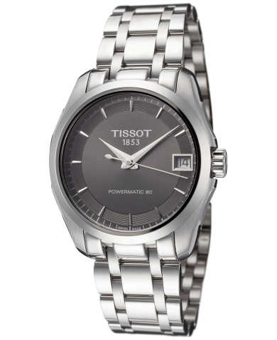 Tissot T-Classic Couturier Women's Automatic Watch T0352071106100