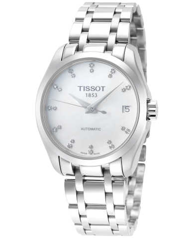 Tissot T-Classic Couturier Women's Automatic Watch T0352071111600