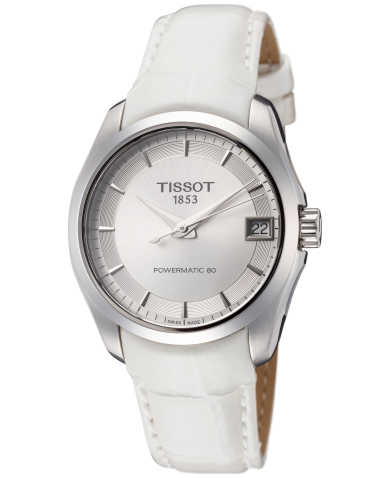 Tissot T-Classic Couturier Women's Automatic Watch T0352071603100