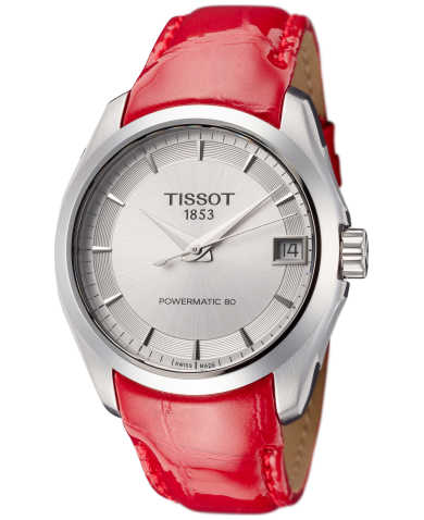 Tissot T-Classic Couturier Women's Automatic Watch T0352071603101
