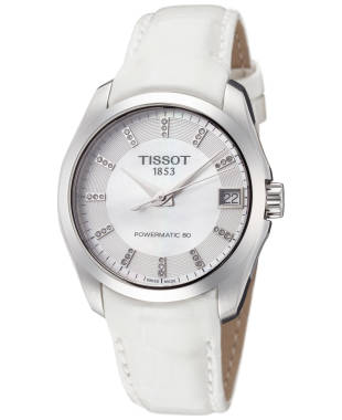 Tissot T-Classic Couturier Women's Automatic Watch T0352071611600