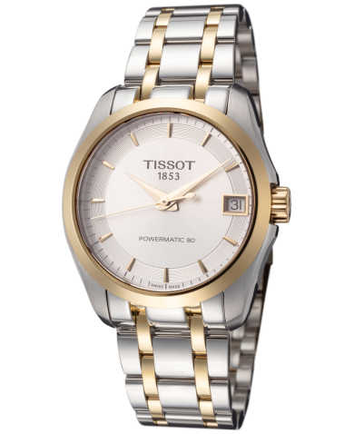 Tissot T-Classic Couturier Women's Automatic Watch T0352072203100