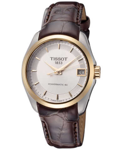 Tissot T-Classic Couturier Women's Automatic Watch T0352072603100