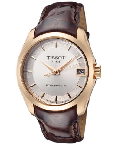 Tissot T-Classic Couturier Women's Automatic Watch T0352073603100