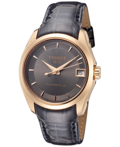 Tissot T-Classic Couturier Women's Automatic Watch T0352073606100