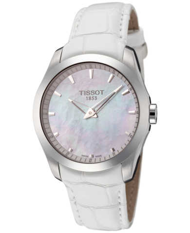 Tissot T-Classic Couturier Women's Quartz Watch T0352461611100