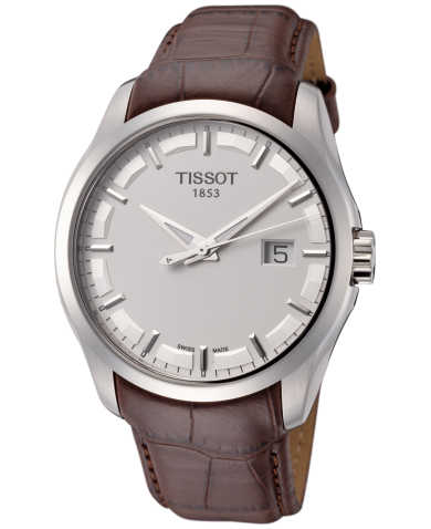 Tissot T-Classic Couturier Men's Quartz Watch T0354101603100