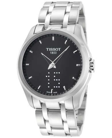 Tissot T-Classic Couturier Men's Quartz Watch T0354461105100