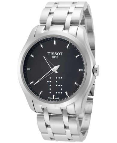 Tissot T-Classic Couturier Men's Quartz Watch T0354461105101