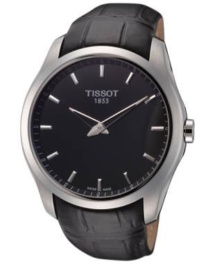 Tissot T-Classic Couturier Men's Quartz Watch T0354461605100