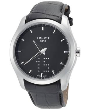Tissot T-Classic Couturier Men's Quartz Watch T0354461605101
