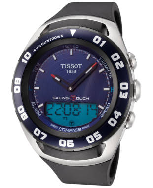 Tissot Men's Quartz Watch T0564202704100