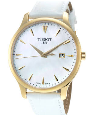 Tissot T-Classic Tradition Unisex Quartz Watch T0636103611600