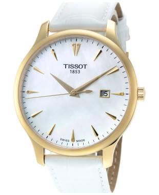 Tissot T-Classic Tradition Unisex Quartz Watch T0636103611600