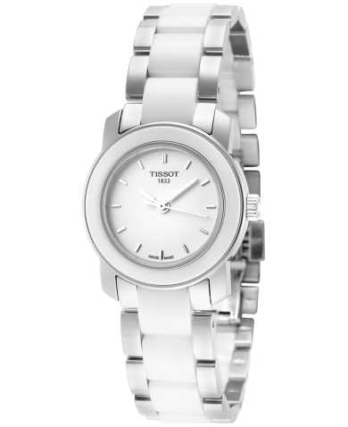 Tissot T-Trend Cera Women's Quartz Watch T0642102201100