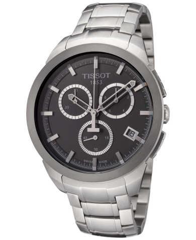 Tissot T-Classic Titanium Men's Quartz Watch T0694174406100