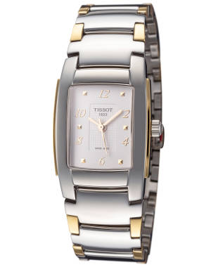 Tissot Women's Quartz Watch T0733102201700
