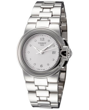 Tissot Women's Quartz Watch T0802101101600