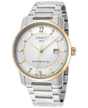 Tissot T-Classic Titanium Men's Watch T0874075503700
