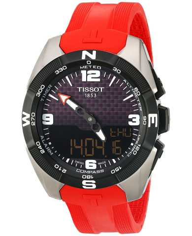 Tissot Men's Quartz Solar Watch T0914204705700