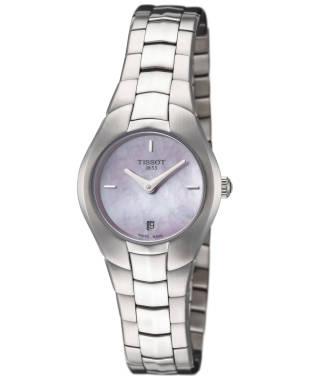 티쏘 여성 손목 시계 Tissot T-Collections Womens Watch T0960091115100