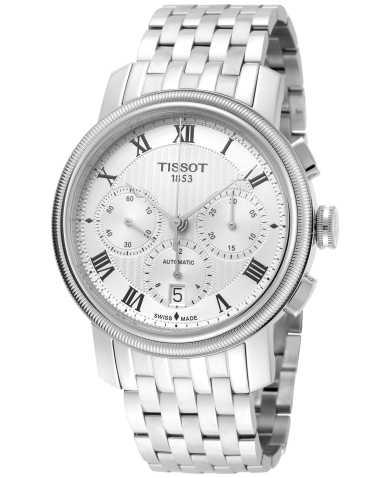 Tissot T-Classic Bridgeport Men's Automatic Watch T0974271103300