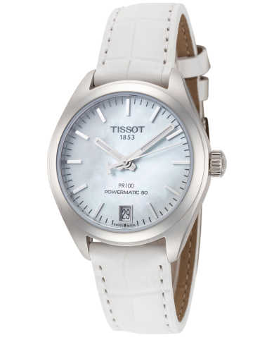 Tissot T-Classic PR 100 Women's Automatic Watch T1012071611100