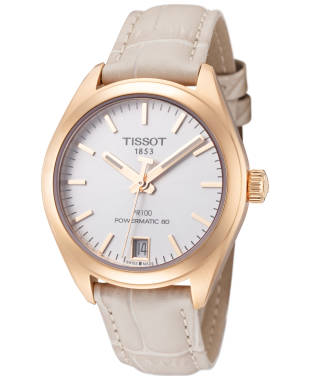 Tissot T-Classic PR 100 Women's Automatic Watch T1012073603100