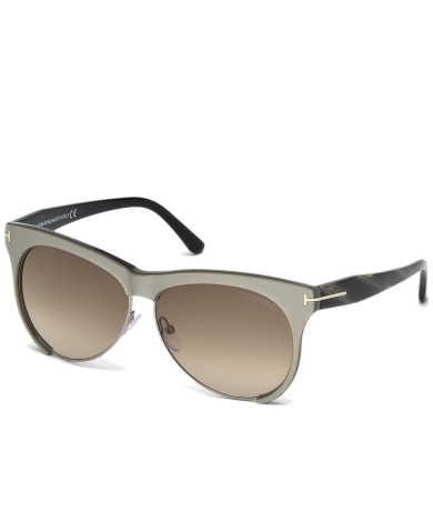 Tom Ford Women's Sunglasses FT0365-38B-59