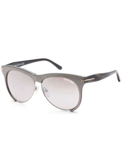 Tom Ford Women's Sunglasses FT0365-38G-59