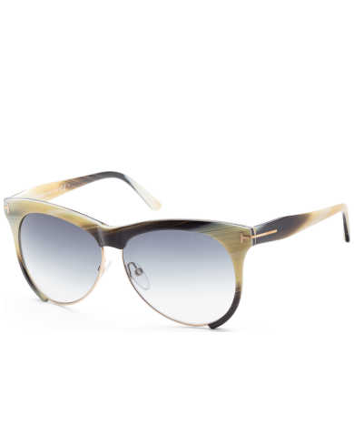 Tom Ford Women's Sunglasses FT0365-60B-59