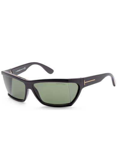 Tom Ford Unisex Sunglasses FT0401-01N-59