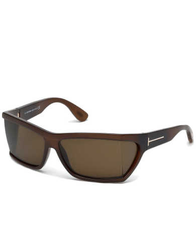 Tom Ford Unisex Sunglasses FT0401-48E-59