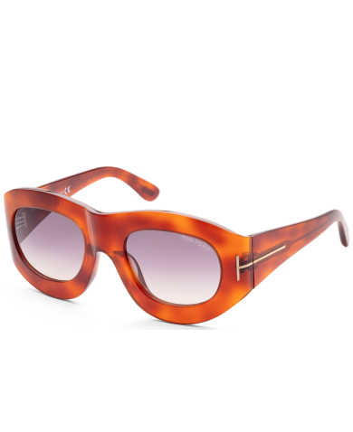 Tom Ford Women's Sunglasses FT0403-52B-53