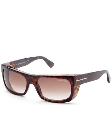 Tom Ford Men's Sunglasses FT0440-52K-56