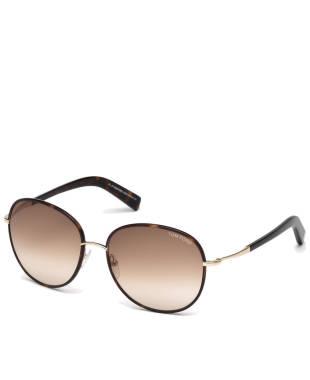 Tom Ford Women's Sunglasses FT0498-52F-59