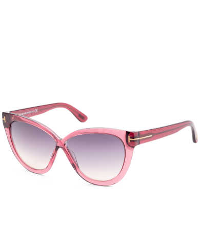 Tom Ford Women's Sunglasses FT0511-69B-59