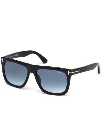 Tom Ford Unisex Sunglasses FT0513-01W57