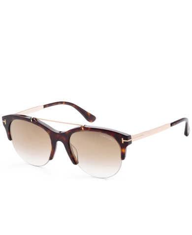 Tom Ford Women's Sunglasses FT0517-52G-55
